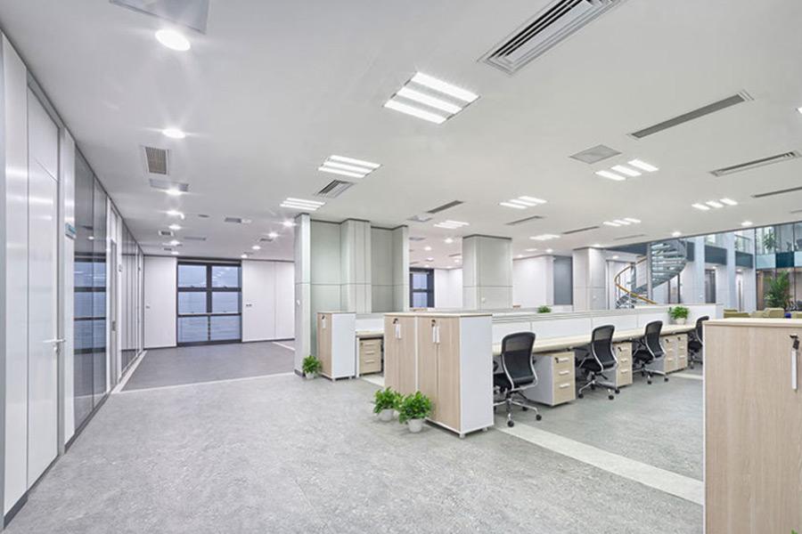 Особенности проектирования освещения в офисе